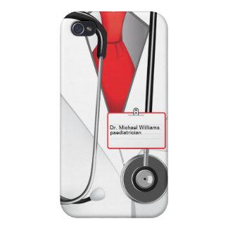 Doctor de las medicinas iPhone 4/4S carcasa