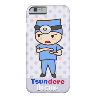 Doctor de Tsundere Funda Para iPhone 6 Barely There