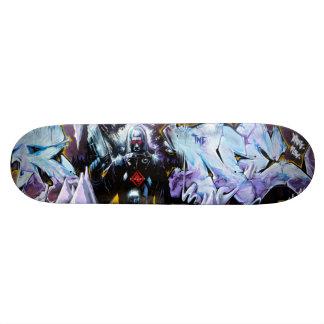 Doctor Deepfreeze - Street Art Skate Deck