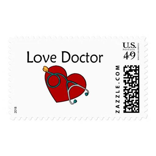 Doctor del amor timbres postales