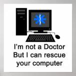 Doctor del ordenador impresiones