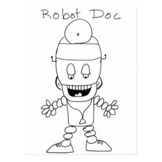 Doctor del robot postal