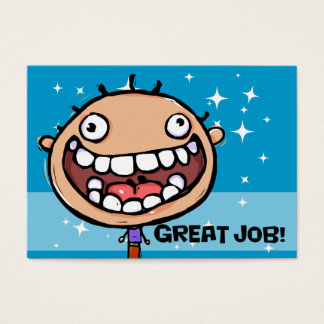 Doctor. Dentist. Pediatrician. Next Appointment Business Card