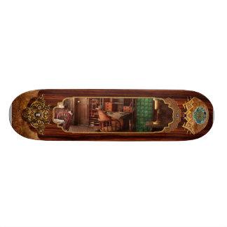 Doctor - Desk - The physician's office Skateboard