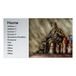 Doctor - Doctor Recommended Double-Sided Standard Business Cards (Pack Of 100)