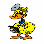 Doctor Duck Cut Out
