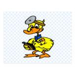 Doctor Duck Postcards