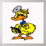 Doctor Duck Posters