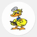 Doctor Duck Sticker