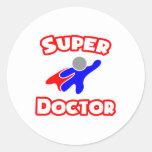 Doctor estupendo pegatinas