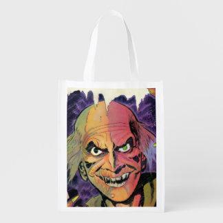 Doctor Evil Reusable Grocery Bag