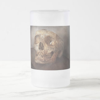 Doctor - Exam cheat sheet Frosted Glass Beer Mug