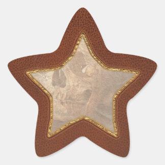 Doctor - Exam cheat sheet Star Sticker
