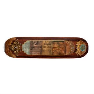 Doctor - extractos y zarzaparrilla del compuesto skate board