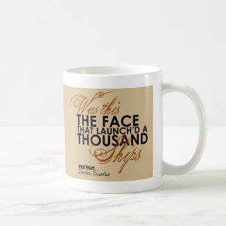 Doctor Faustus Quote Coffee Mug