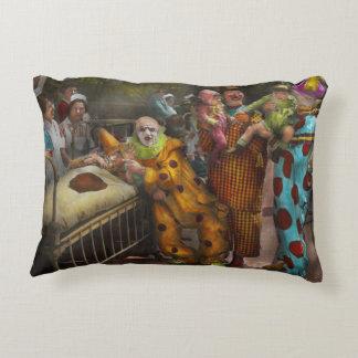 Doctor - Fear of clowns 1923 Accent Pillow