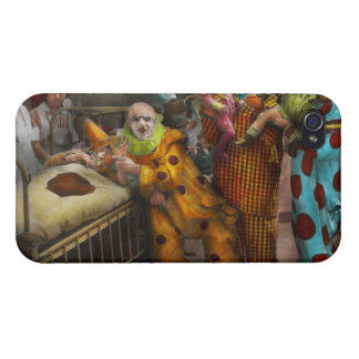 Doctor - Fear of clowns 1923 Cases For iPhone 4