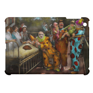 Doctor - Fear of clowns 1923 iPad Mini Case