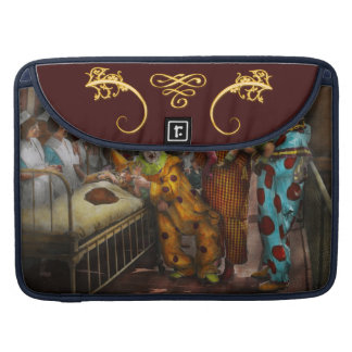 Doctor - Fear of clowns 1923 Sleeve For MacBook Pro