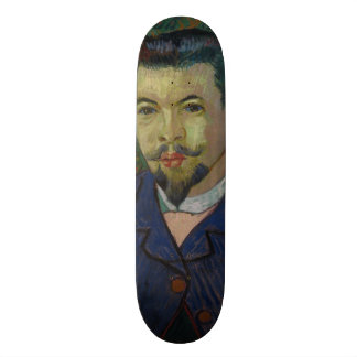 Doctor Felix Rey by Vincent Van Gogh Skateboard
