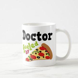 Doctor (Funny) Pizza Coffee Mug