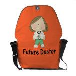 doctor futuro (chica) bolsa de mensajeria