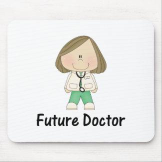 doctor futuro (chica) tapete de raton