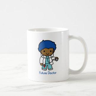 Doctor futuro - muchacho taza clásica