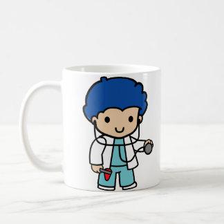 Doctor futuro taza