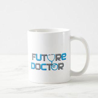 Doctor futuro taza clásica