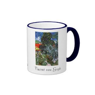 Doctor Gachet s Garden in Auvers Coffee Mugs