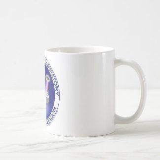 Doctor Geek's Laboratory Logo Classic White Coffee Mug