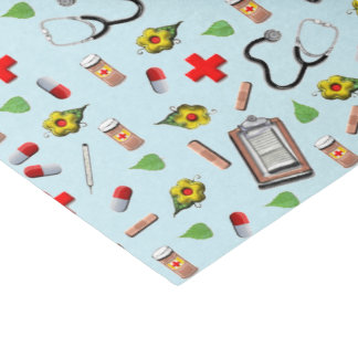 "doctor gift ideas 10"" x 15"" tissue paper"