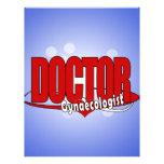 DOCTOR ginecólogo del LOGOTIPO Plantillas De Membrete