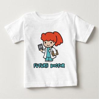 Doctor (girl) baby T-Shirt
