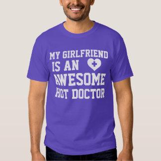 Doctor Girlfriend Tee Shirt