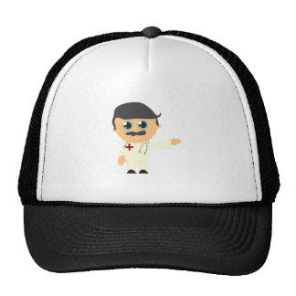 Doctor Mesh Hats