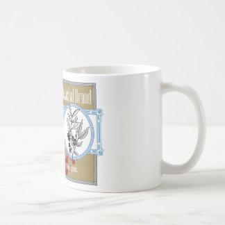 Doctor Holliday's Medicinal Brand Huckleberries Coffee Mugs