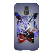 Doctor Hoot   Time Traveling Galaxy Police Owl Case For Galaxy S5