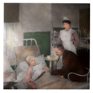 Doctor - Hospital - Bedside manner 1915 Tile