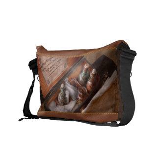 Doctor - Hospital knapsack Messenger Bags