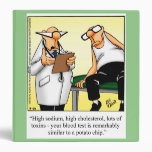 Doctor Humor Work Binder