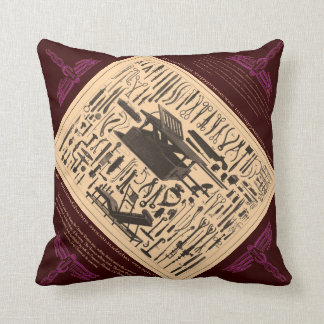 """""""Doctor in the House"""" Throw Pillow"""