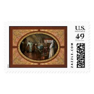 Doctor - influencia pasada de moda - 1905-45 sellos
