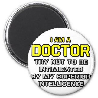 Doctor… inteligencia superior iman