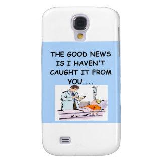 doctor joke galaxy s4 cases