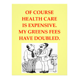 doctor joke letterhead