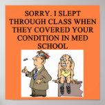 doctor joke posters