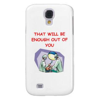 DOCtor joke Samsung Galaxy S4 Cover