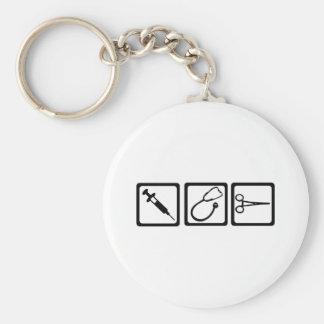 Doctor Keychain